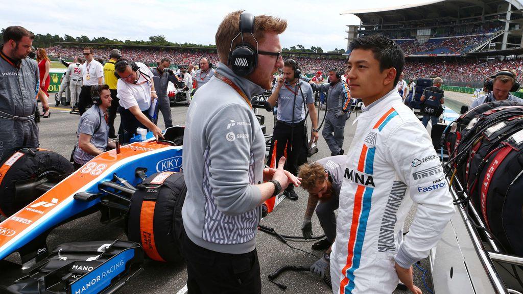 Rio Akan Berusaha Kembali ke Lintasan F1 Secepatnya