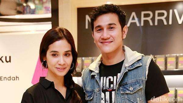 Couple Goals, Marsha Timothy dan Vino G Bastian