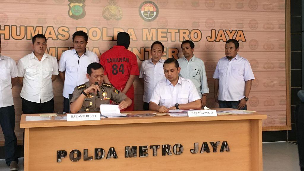 Polisi Tangkap WN Malaysia Pembeli 13 Tiket Pesawat dengan Kartu Kredit Palsu