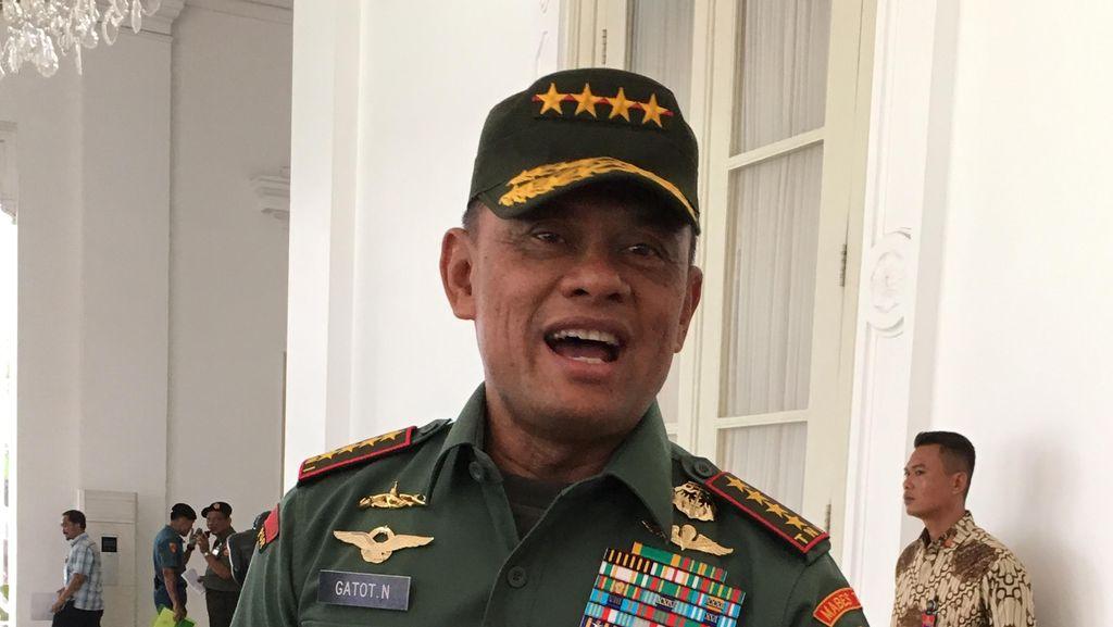 Panglima Minta Maaf Atas Insiden TNI AU Bentrok dengan Warga dan Lukai Wartawan