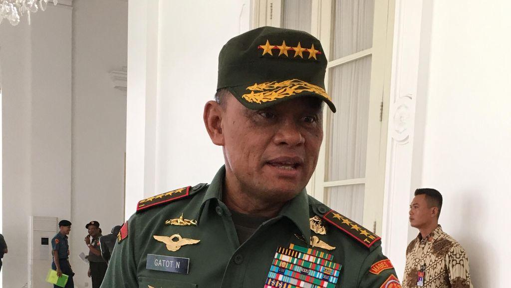 Jenderal Gatot: Laporkan Anggota TNI yang Terlibat Pungli