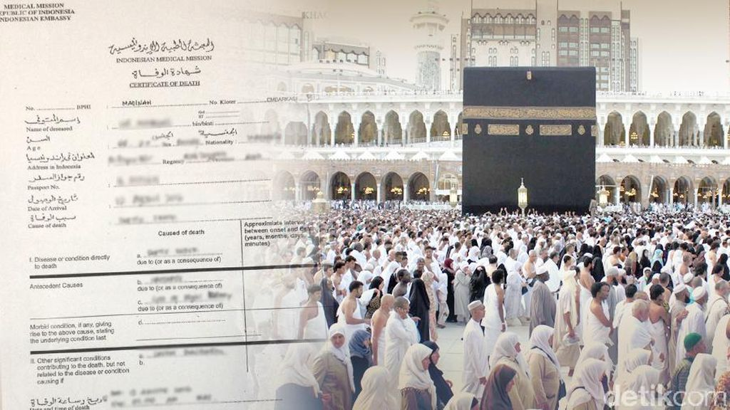Memasuki Fase Kepulangan, Jemaah Wafat di Saudi Mencapai 177 Orang