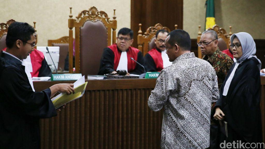 Minta Rp 3 Miliar untuk Turnamen Tenis Hakim, Eks Sekretaris MA: Bohong Itu!