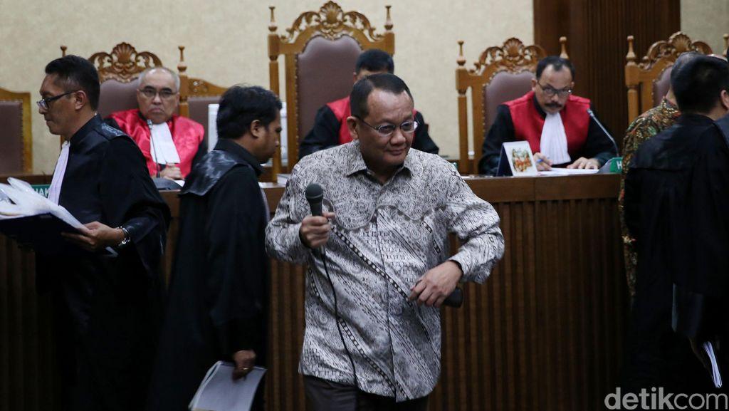 Nurhadi Mengaku Eddy Sindoro Pernah Mengeluh Berperkara di PN Jakpus
