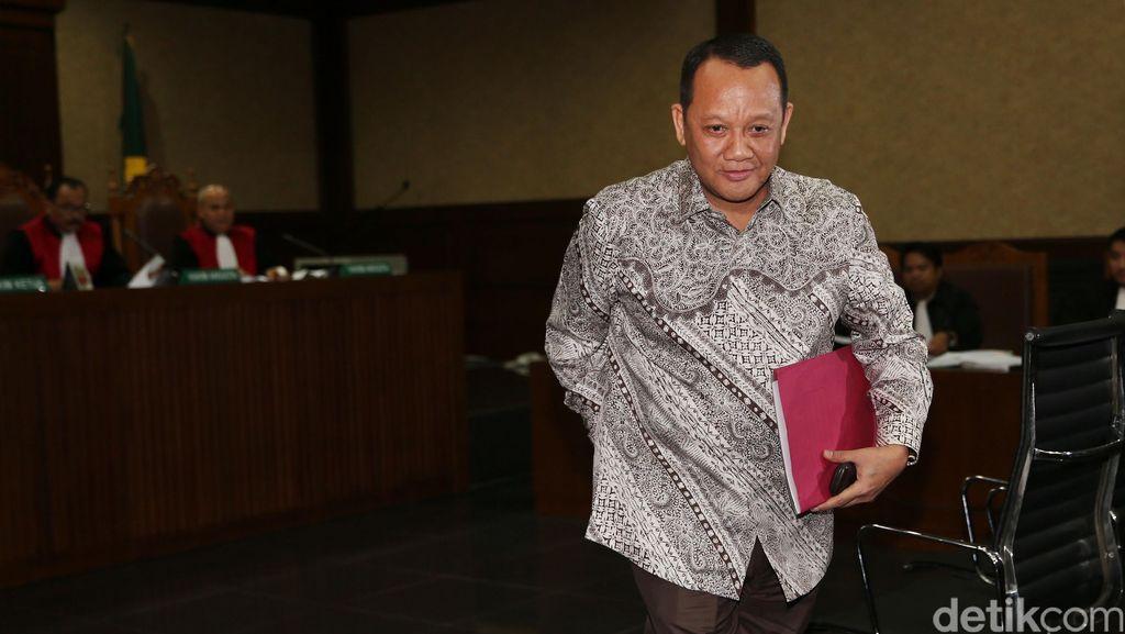 Empat Anggota Brimob Ajudan Sekretaris MA Telah Diperiksa Internal