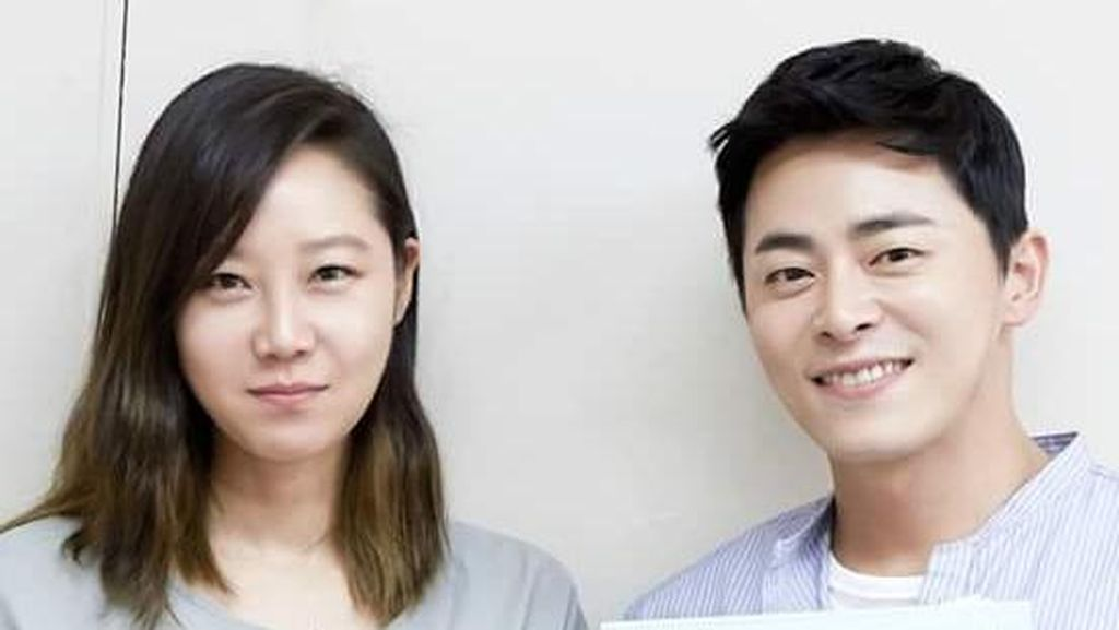 Akrabnya Gong Hyo Jin-Jo Jung Suk di Balik Layar Incarnation of Jealousy