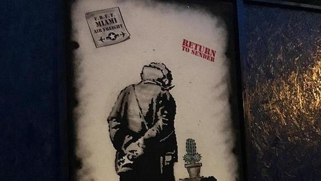 Pameran Banksy di Melbourne Disebut Sebagai Kudeta Besar