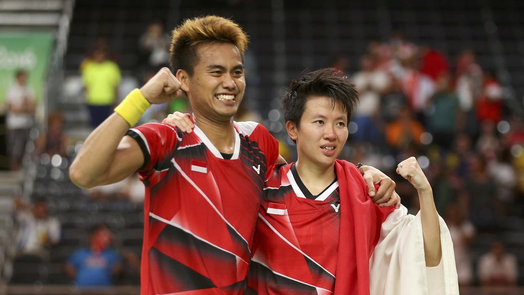 Tontowi/Liliyana Dipertahankan Hingga Asian Games 2018