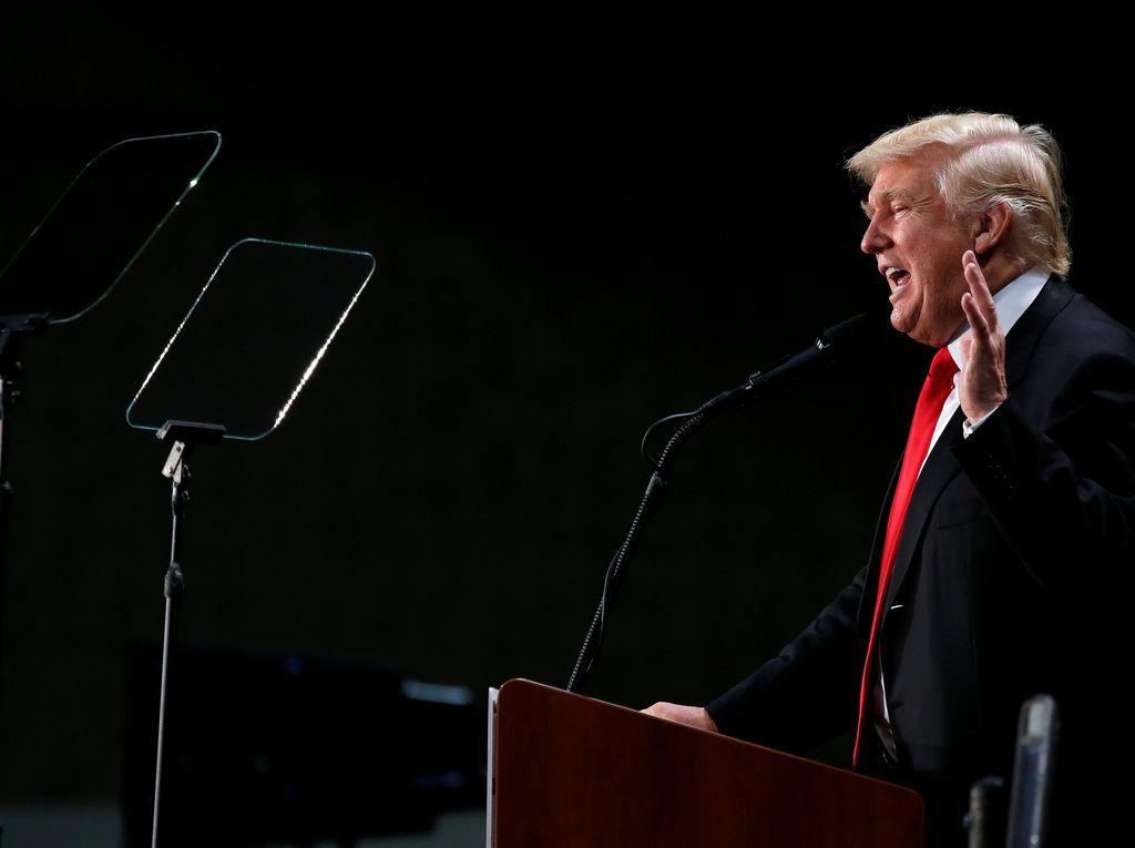 Trump Berjanji Akui Yerusalem sebagai Ibu Kota Israel, Palestina Mengecam