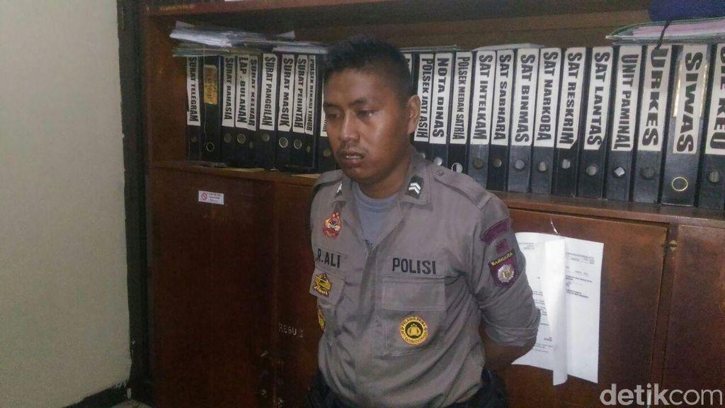 Seorang Polisi Gadungan Ditangkap di Bekasi Setelah Berjanji Nikahi Pacarnya