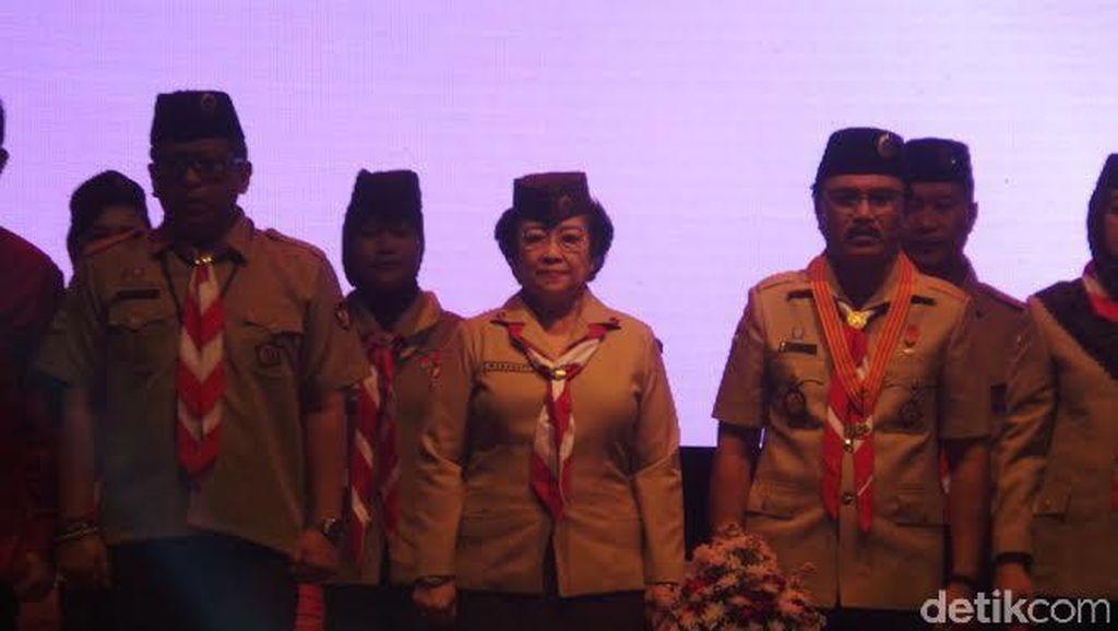 Penutupan Jambore Nasional, Adhyaksa Ingatkan Pentingnya Toleransi