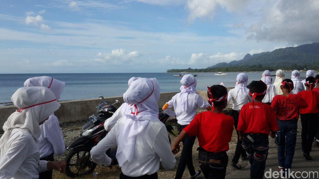 Kisah Emas Putih dan Perdamaian 2 Desa di Maluku yang Lama Berkonflik