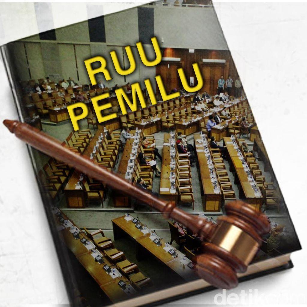 Pansus RUU Pemilu di DPR Terbentuk, Bisa Mulai Bekerja Saat Reses