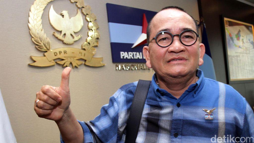 MKD Panggil Ruhut terkait Kasus Cuitannya di Twitter Senin Depan
