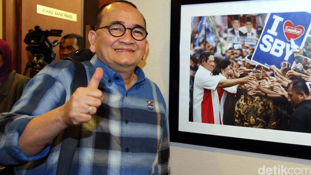 Wanhor Minta Ruhut Dipecat, Waketum Demokrat: Keputusan SBY Sama