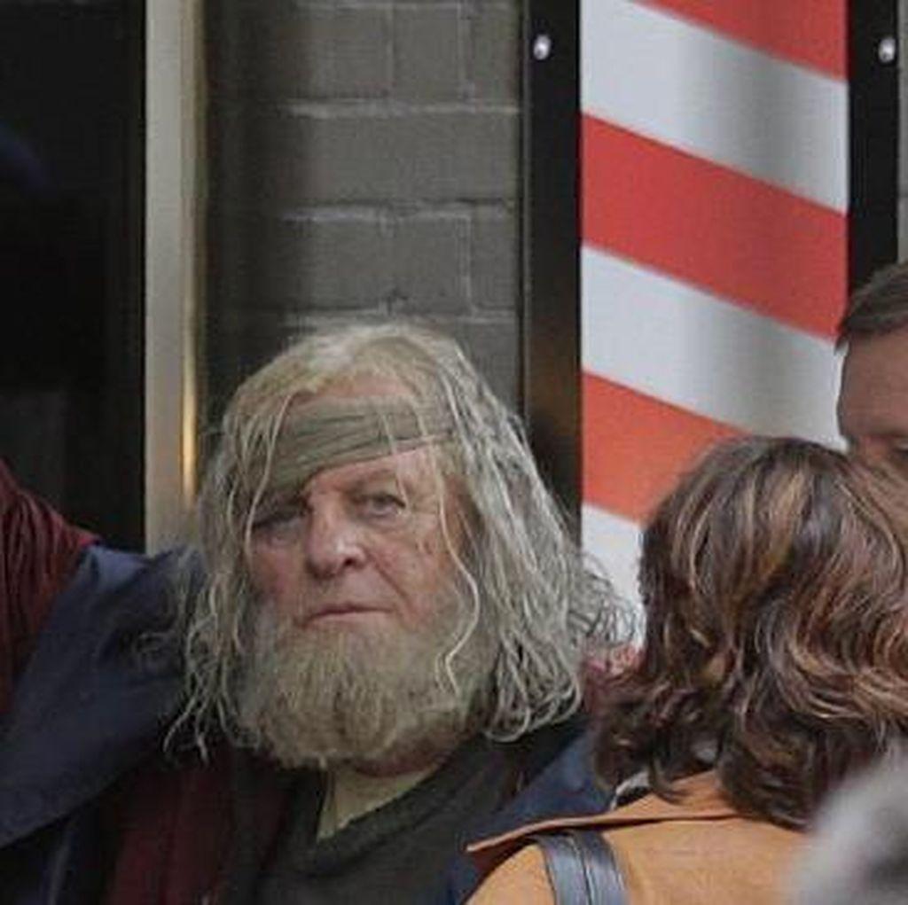 Beredar Penampilan Anthony Hopkins dalam Thor: Ragnarok