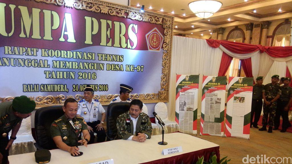 9.000 Tentara Dikirim ke Desa Terpencil untuk Bantu Tingkatkan Kesejahteraan