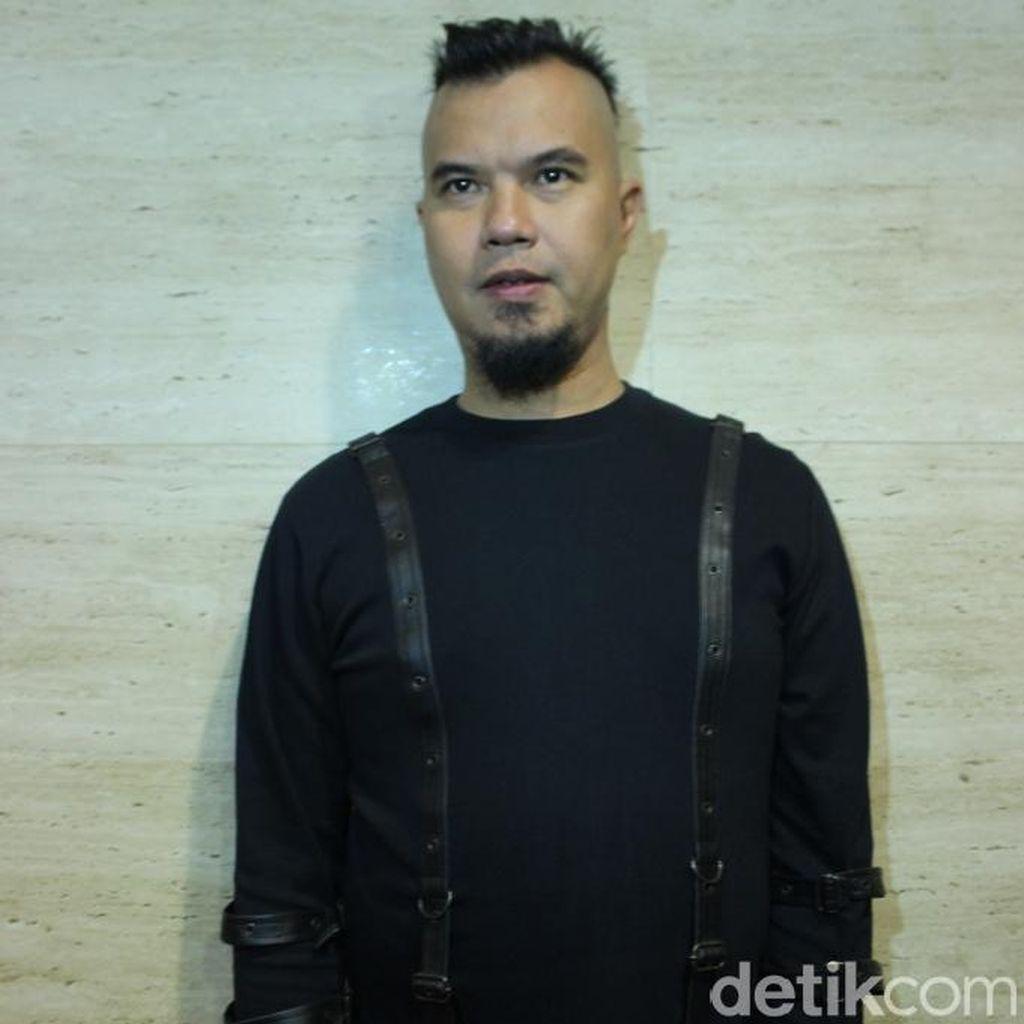 Ahmad Dhani Minta SBY Rayu Wiranto Agar Tak Dukung Ahok