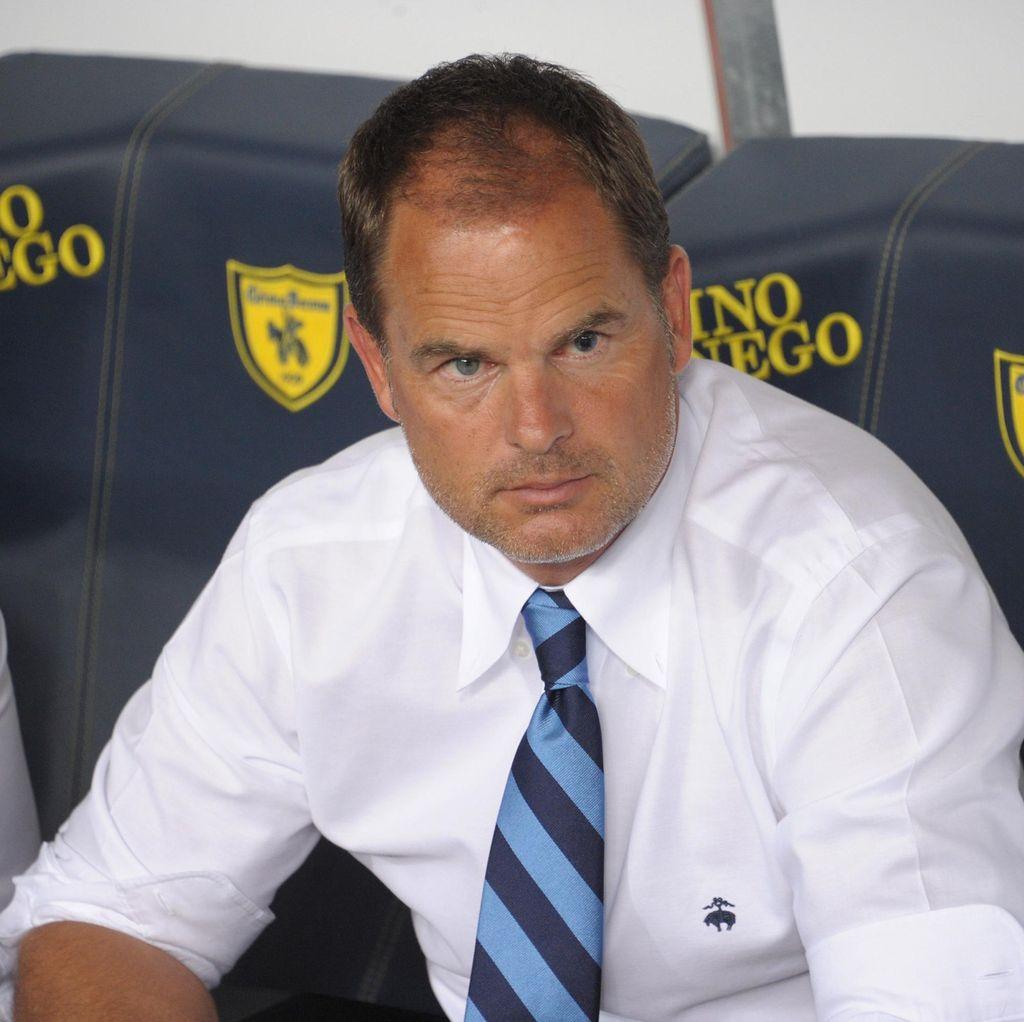 Inter Akhirnya Menang, Situasi De Boer Sedikit Lebih Stabil