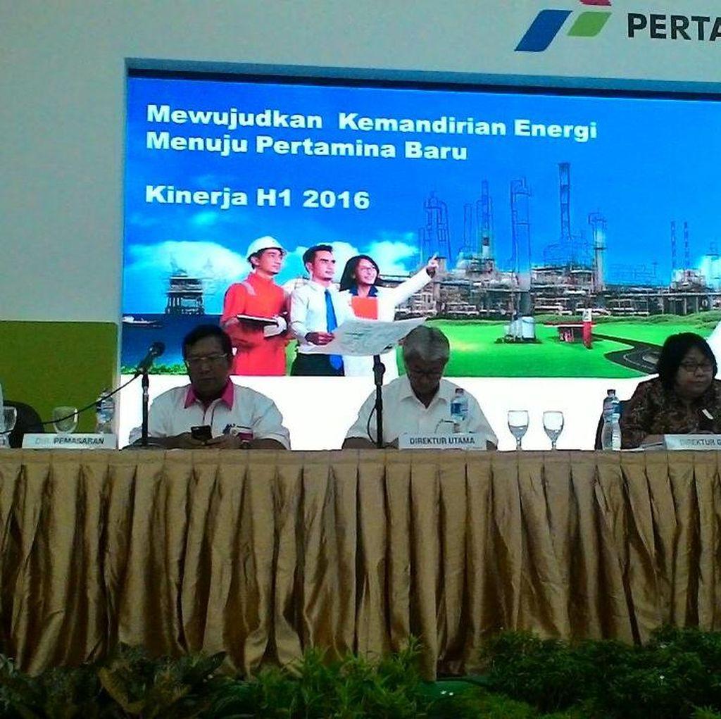 Pertamina: PSC Blok East Natuna Kemungkinan Diteken Bulan September
