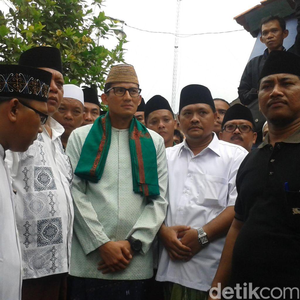 PKB DKI Deklarasi Dukung Sandiaga, DPP: Belum Resmi