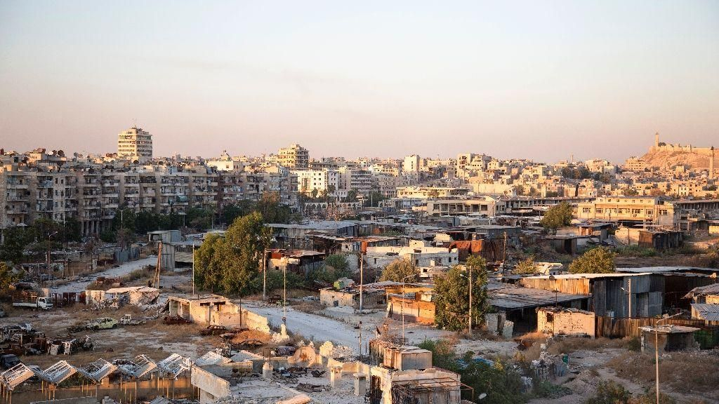 Serangan Bom Hancurkan Sekolah di Aleppo, 6 Anak Termasuk Bayi Tewas