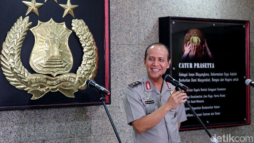 Polri: Mutasi Perwira Tinggi Karena Kebutuhan Organisasi dan Penyegaran