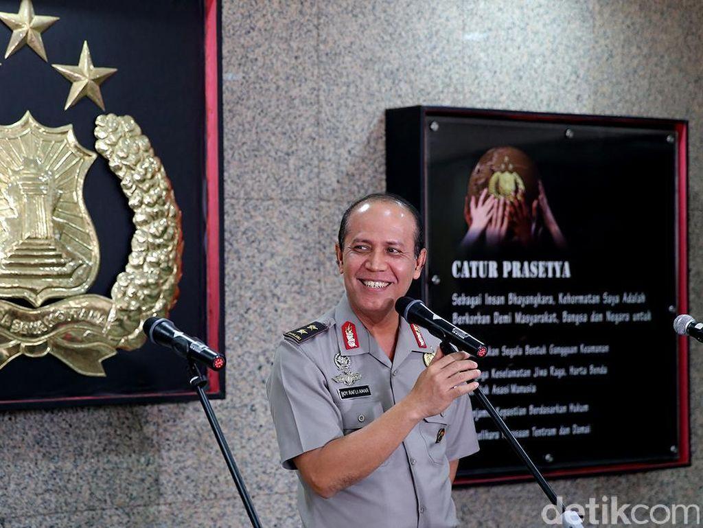 Polisi akan Evaluasi Hasil Penyidikan Kasus Kematian Munir