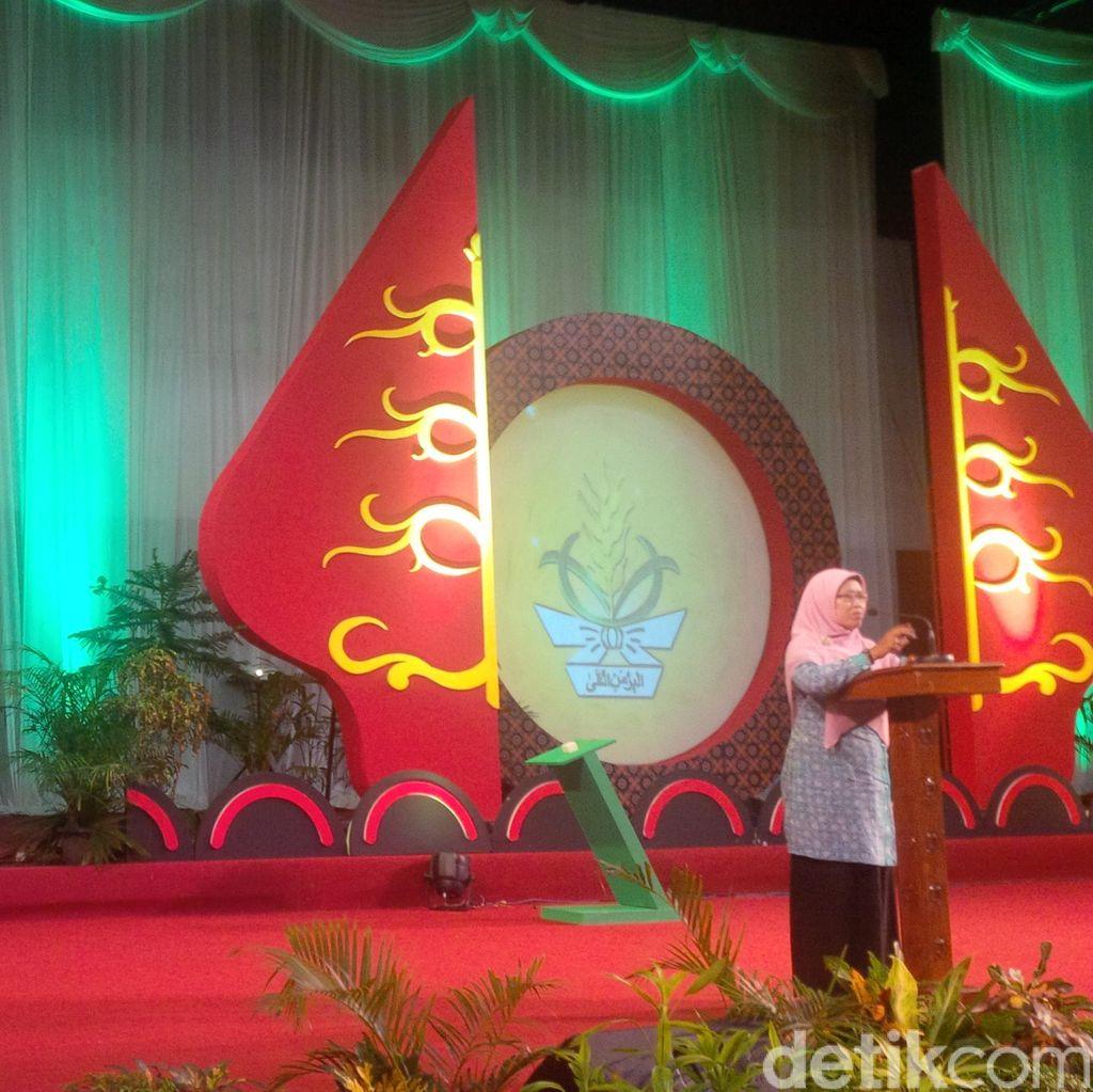 Dyah Puspitarini Terpilih Jadi Ketum PP Nasyiatul Aisyiyah Periode 2016-2020
