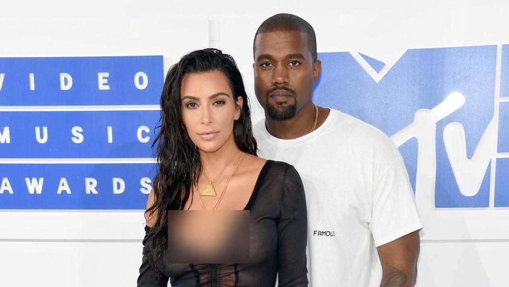 Setelah Drama Penyekapan Kim Kardashian, Kanye West Tur Lagi