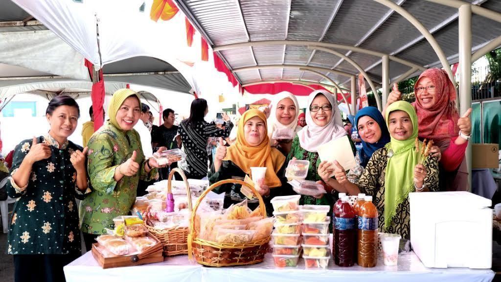 Menikmati Bakso Malang, Empek-empek Hingga Batagor Bandung di Kinabalu