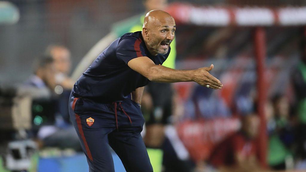 Kekalahan dari Fiorentina Bukan Tanda Roma Keluar Trek
