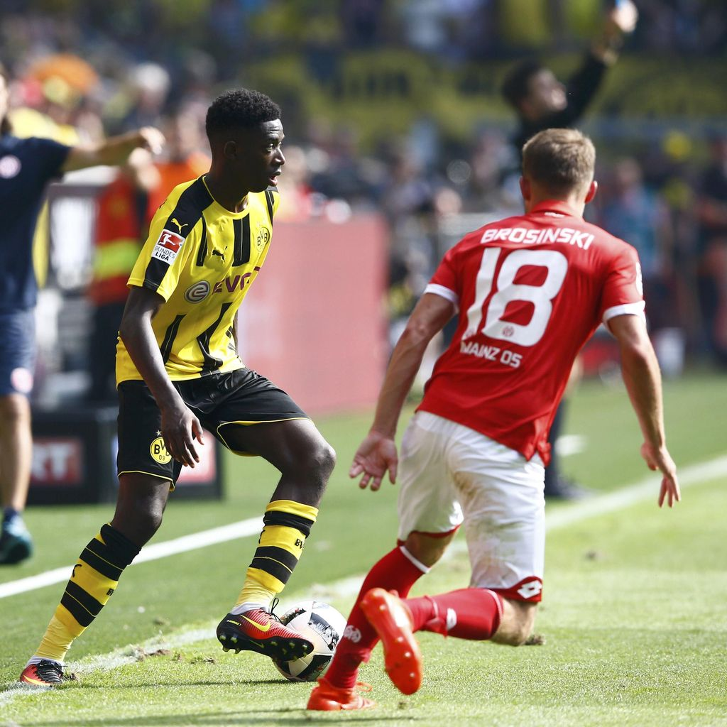Kesalahan Bayern yang Bikin Dembele Melayang ke Dortmund