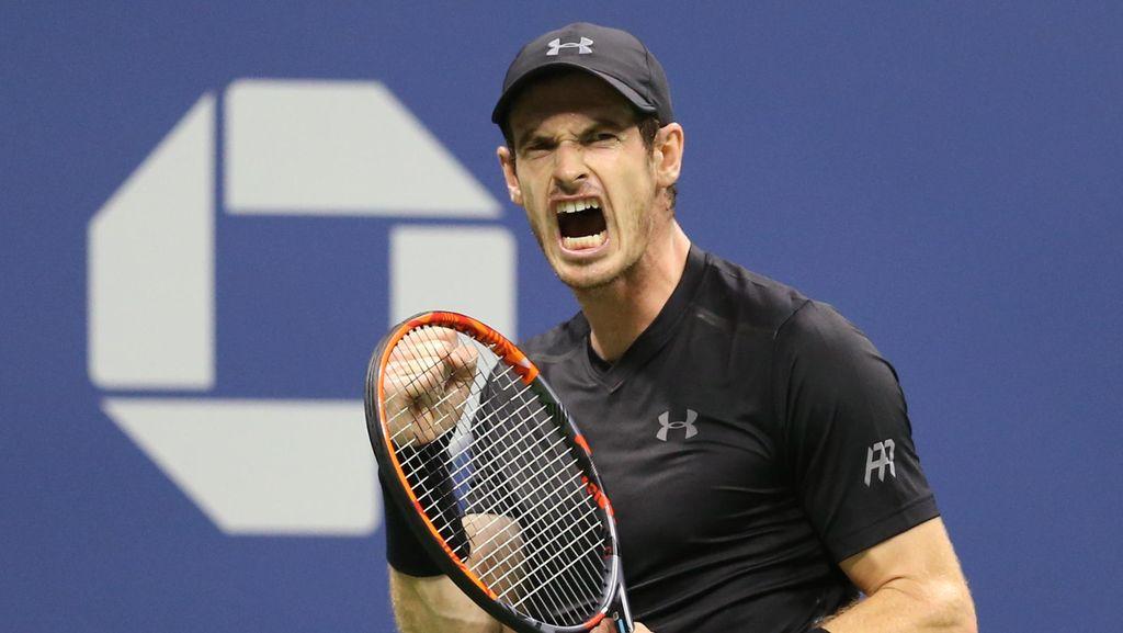 Tekad Murray Rebut Peringkat 1 Dunia dari Tangan Djokovic
