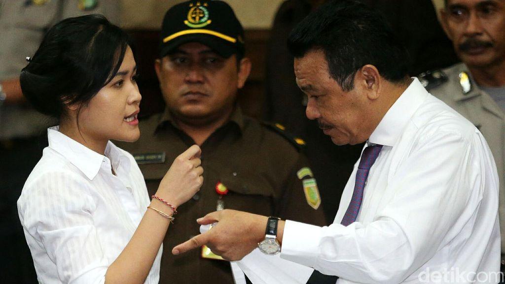 Jessica Wongso Letakkan Paperbag di Atas, Sarlito: Dia akan Melakukan Sesuatu