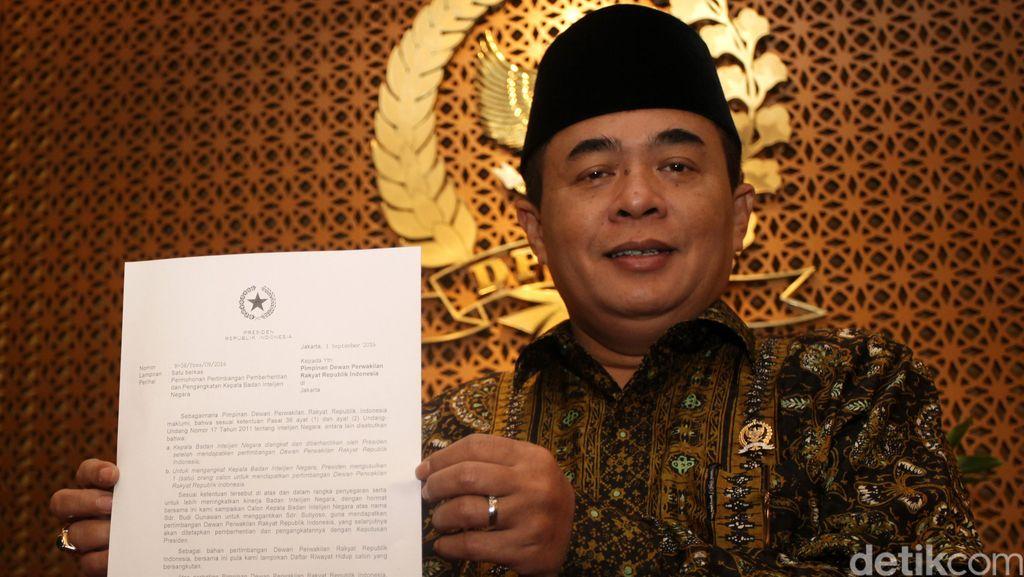 MKD: Aduan Terhadap Ketua DPR Ade Komarudin Bombastis