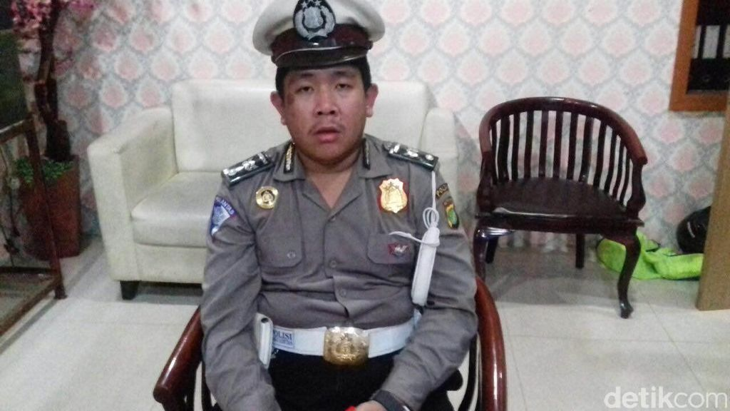 Gara-gara Pangkat di Seragam Terbalik, Polisi Gadungan Ditangkap