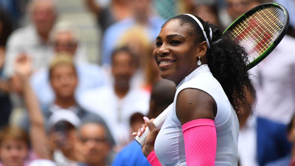 Serena Melenggang dengan Mulus ke Babak Keempat