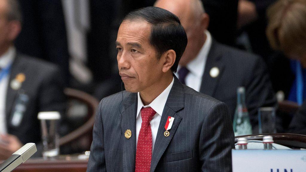 Jokowi: ASEAN dan China Harus Ciptakan Perdamaian di Laut China Selatan