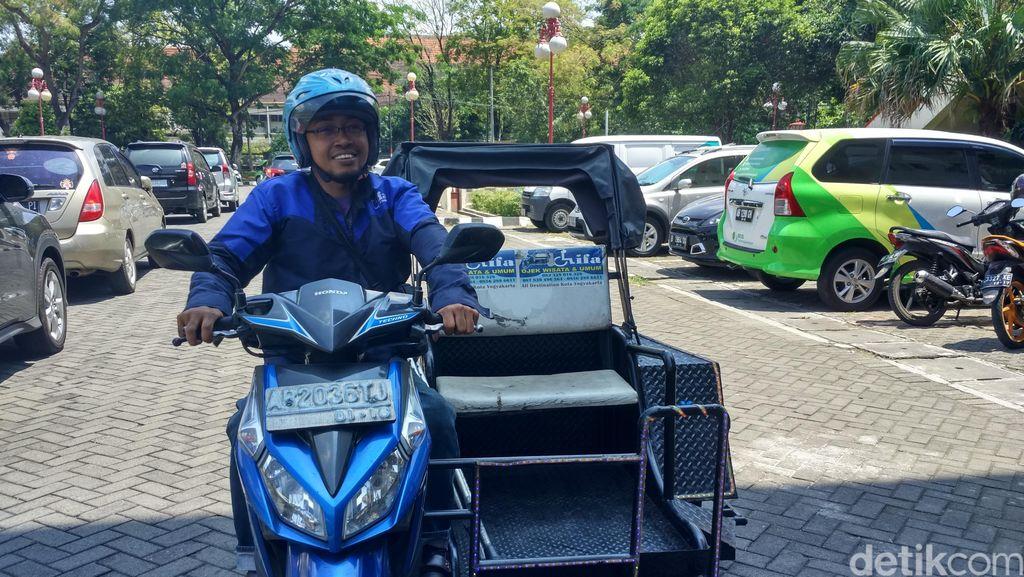 Driver Ojek Difabel Juga Bisa Layani Pesan Pijat Tunanetra Bersertifikat