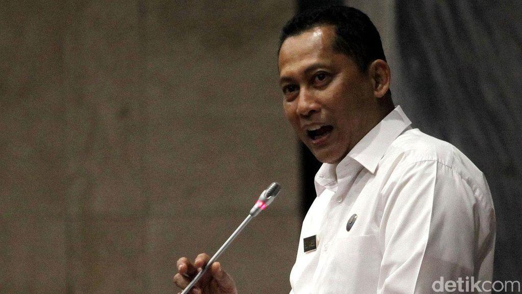 Sempat Sentil Ahok dan Anies, Apa Kata Buwas Soal Agus Yudhoyono?