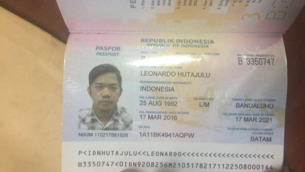 Polisi Jelaskan Sosok Leonardo, Anggota KGR yang Berencana Serang Marina Bay