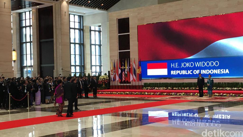 Pidato di Depan Pemuda ASEAN, Jokowi: Jangan Terlalu Sering Main Pokemon
