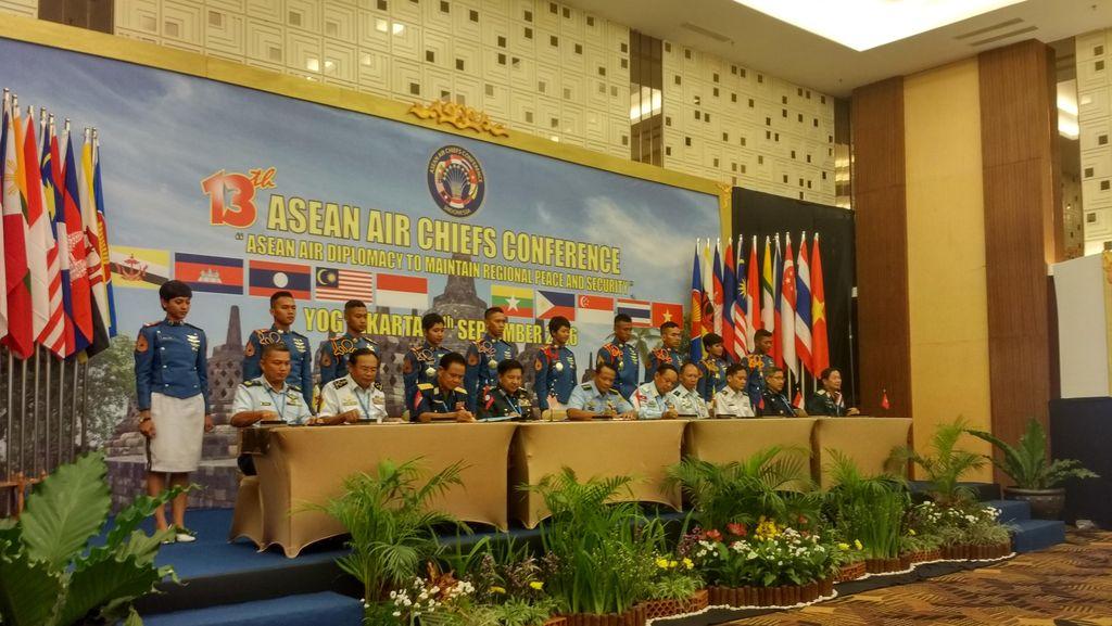 KSAU se-ASEAN Luncurkan Website untuk Tukar Informasi dan Kerjasama Kawasan