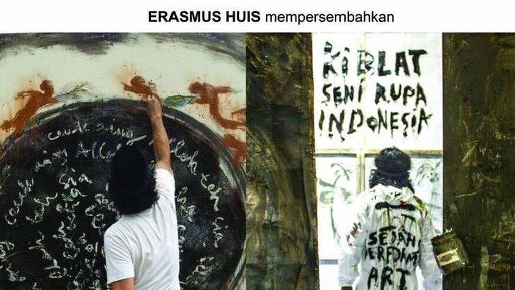 Tisna Sanjaya Akan Pameran Tunggal di Erasmus Huis