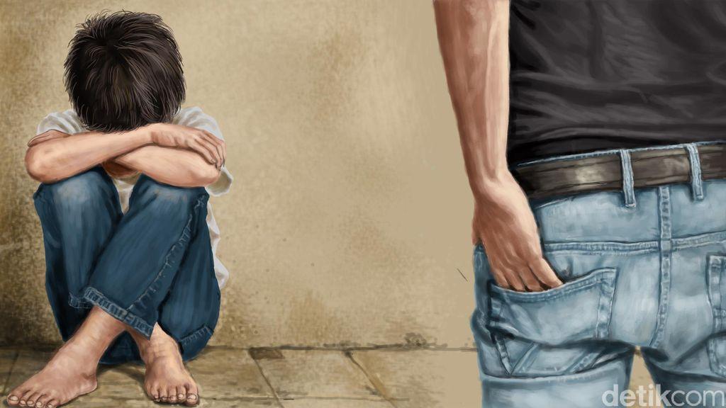 Petugas Masih Cari Alamat Orangtua 2 Anak Korban Prostitusi Gay