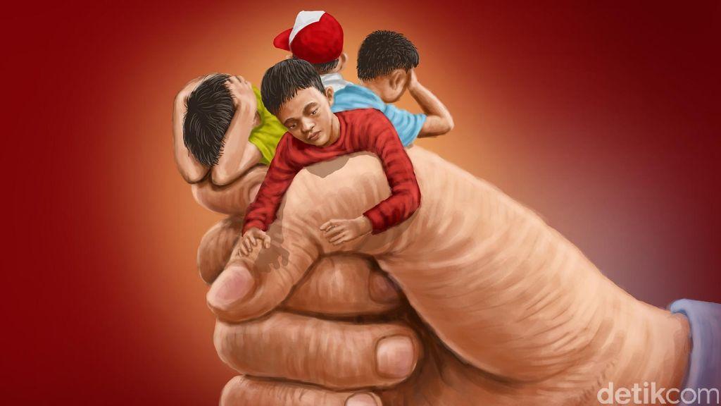 5 Anak Korban Prostitusi Gay Dipulangkan ke Orangtua, Ada yang Masuk Pesantren
