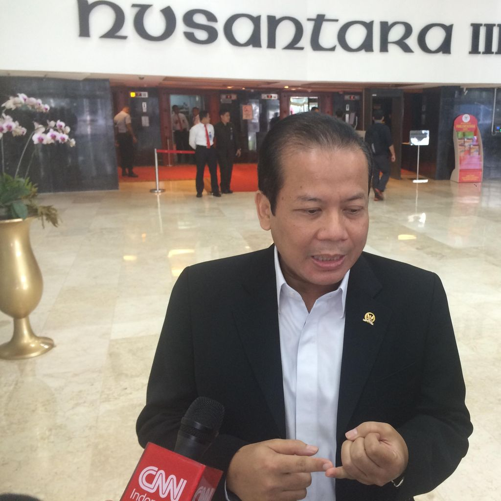 Wakil Ketua DPR: Sumpah Pemuda Modal Melawan Ancaman Bangsa