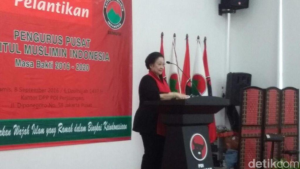 Saat Megawati Sindir Bupati yang Pakai Uang Korupsi untuk Berangkat Haji