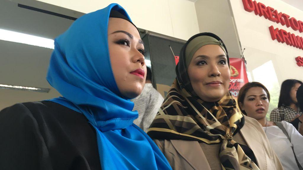 Polisi Dalami Soal Dugaan Gatot Brajamusti Todongkan Senpi ke Elma Theana